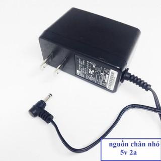 [Mã ELORDER5 giảm 10k đơn 20k] Nguồn Adapter 5V-2A Chân Nhỏ - adapter loại đẹp