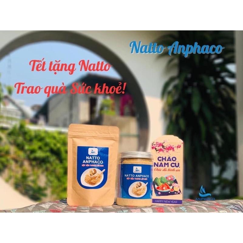 [Mua nhiều giảm giá] Bột Natto Anphaco – Phòng ngừa đột quỵ