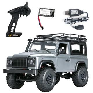 Xe ô tô 2 cầu Offroad LandRover MN 99s 4×4 1:12 – Rock Crawler – Led & nhông kim loại (RTR)