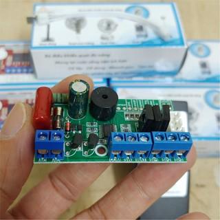 Mạch điều khiển quạt điều hòa, quạt phun sương Az (Bao gồm mạch và điều khiển).