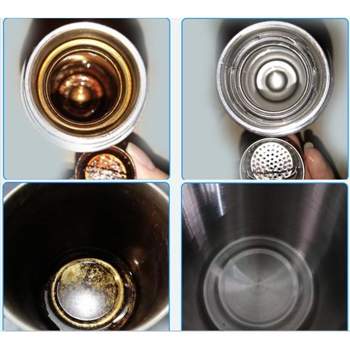 [Mã HCMST5 giảm 10K đơn 99K] Dung dịch tẩy cặn ấm siêu tốc, máy pha cà phê…Denkmit của Đức