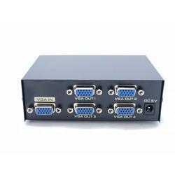 [FLOW SHOP để nhận ưu đãi lớn]  Hub VGA ra 4 đầu - 4397