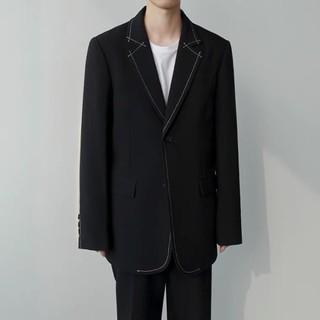 Áo Suit/ Vest Nam Form Dài_ MRCYC