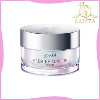 [CHÍNH HÃNG] Kem Ốc Sên Dưỡng Trắng Goodal Premium Snail Tone Up Cream 30ml (Mẫu Mới 2020)