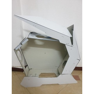 Case máy tính open air (alu) 370k, để 3tr7 cho các bạn đỡ đặt :)))