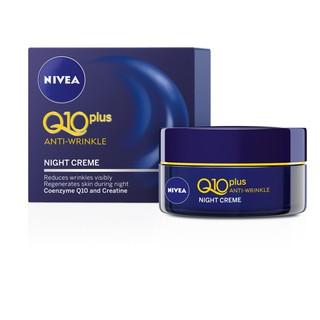 Kem dưỡng da làm giảm vết nhăn Nivea Q10 Plus ban đêm (50ml) – 81289