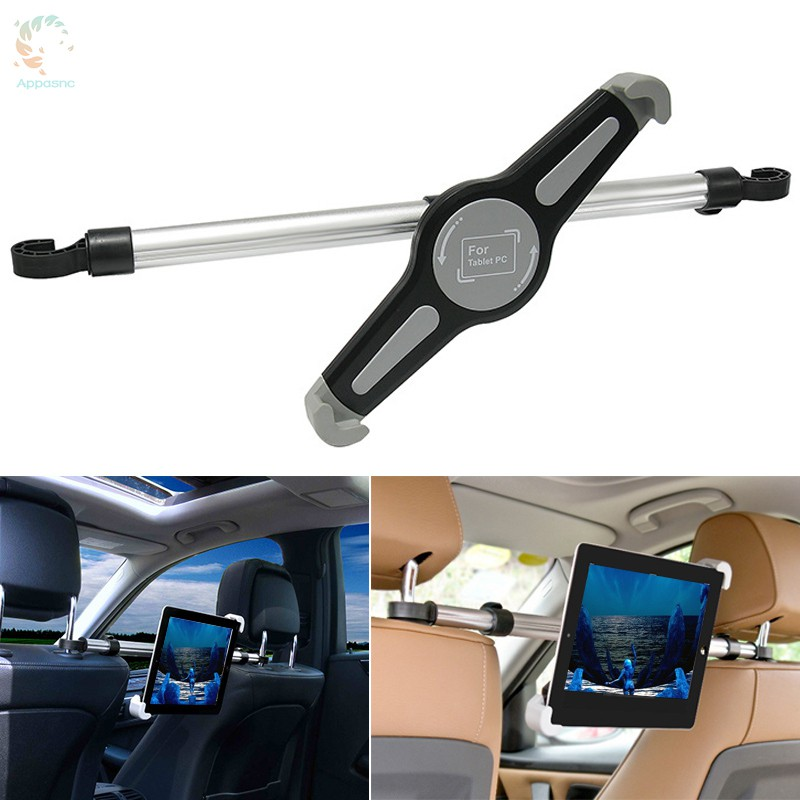 [BEST] Car Tablet Holder 360 Degree Rotation Universal for 7-11in Tablets for iPad