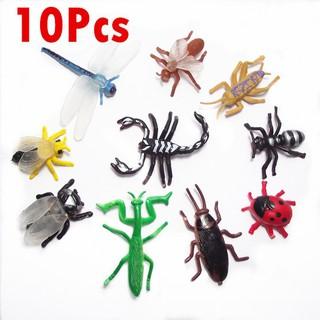 Đặt 10 đồ chơi mô phỏng động vật