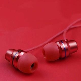 Bộ 4 nút tai nghe nhét tai xịn + kẹp dây 6
