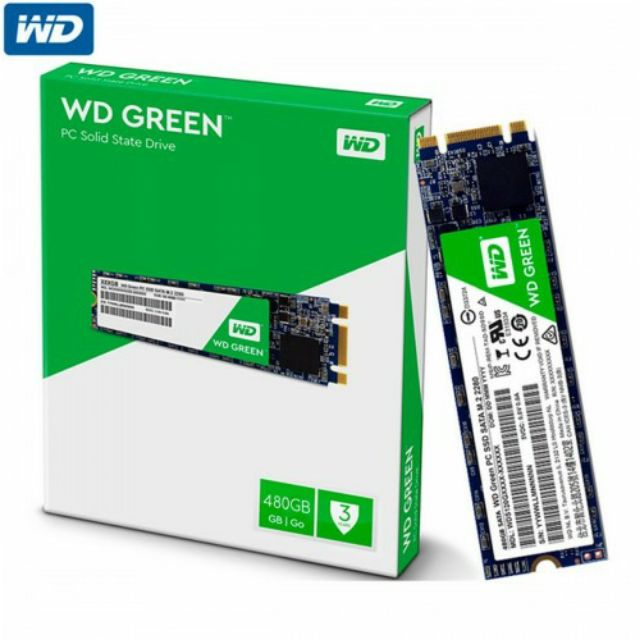Ổ Cứng SSD WD Blue 3D NAND 500GB M.2