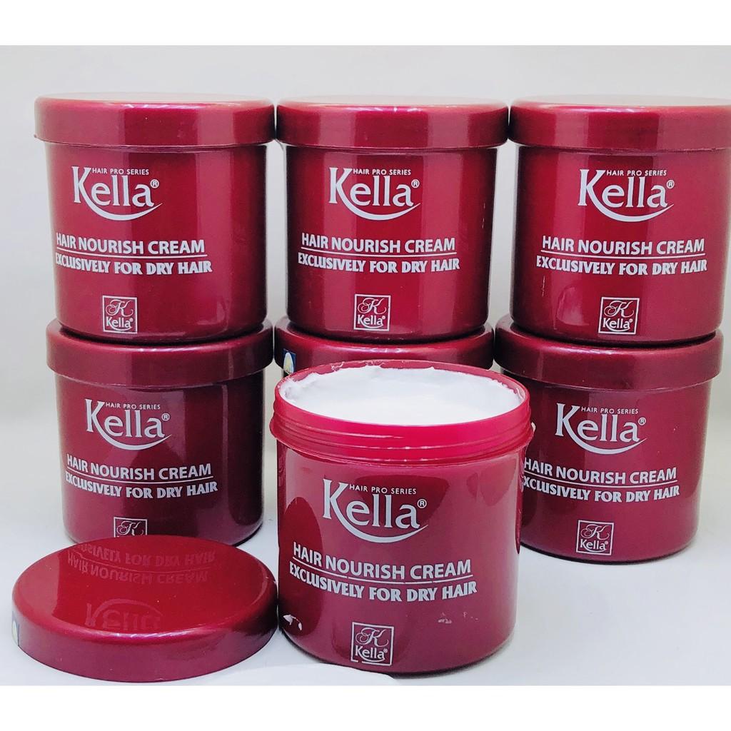 Dầu hấp tóc cao cấp Kella 500ml chuẩn công ty giúp tóc luôn mượt mà siêu khỏe