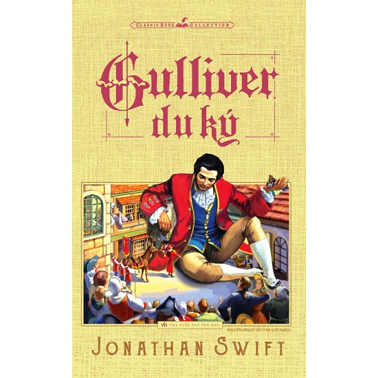 Gulliver Du Ký (Minh Long)