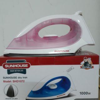Bàn ủi khô Sunhouse SHD 1072 chính hãng số đth 0902869401