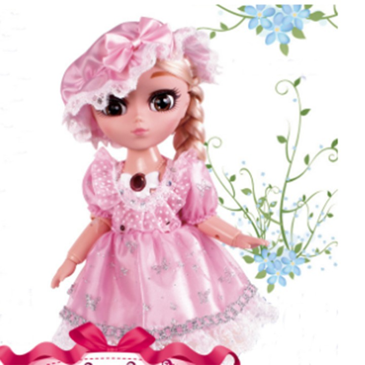 Búp bê công chúa dễ thương có khớp Cute Little Princess Aibier Doll Toys 35cm ( biết nói, biết hát) - 3484479 , 830852089 , 322_830852089 , 400000 , Bup-be-cong-chua-de-thuong-co-khop-Cute-Little-Princess-Aibier-Doll-Toys-35cm-biet-noi-biet-hat-322_830852089 , shopee.vn , Búp bê công chúa dễ thương có khớp Cute Little Princess Aibier Doll Toys 35cm (