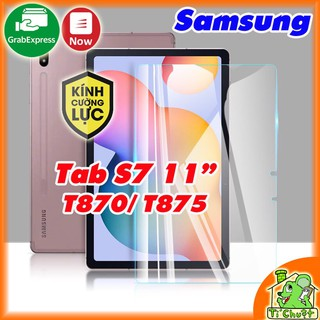 Kính cường lực may tính bảng tab S7 T870