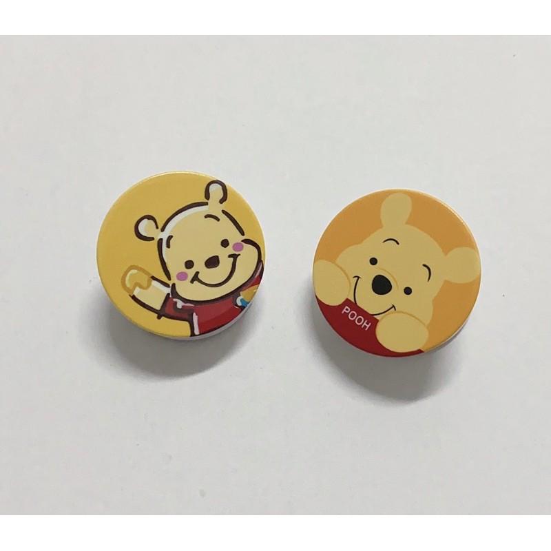 //LUXUBU//  Griptok Gấu Pooh , Mickey Giá đỡ điện thoại / nút chống điện thoại / IRING / Popsocket