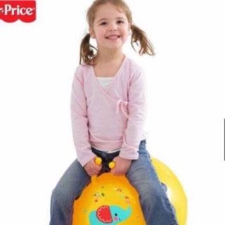 Bóng trơn, gai tập vận động, giữ thăng bằng cho trẻ.
