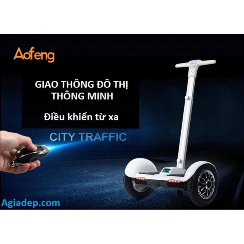 Xe điện cân bằng cao cấp có tay điều khiển i-feeter - Agiadep nhập khẩu