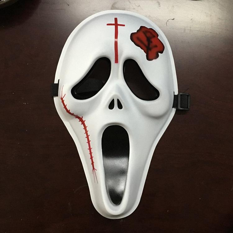 Mặt nạ hóa trang Halloween đáng sợ