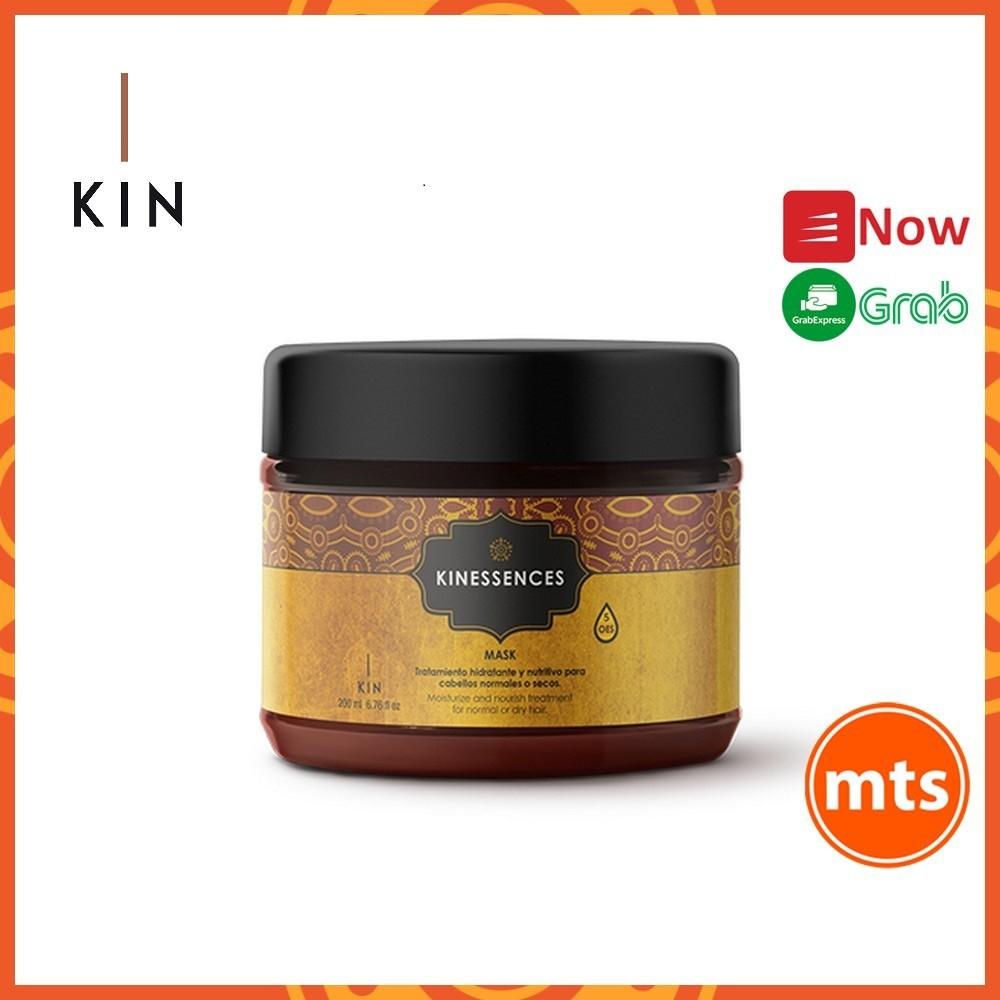Mặt nạ KIN KINESSENCES OES MASK 200ml tái tạo và chăm sóc tóc mềm mượt chuyên sâu cho mọi loại tóc - Minh Tín Shop
