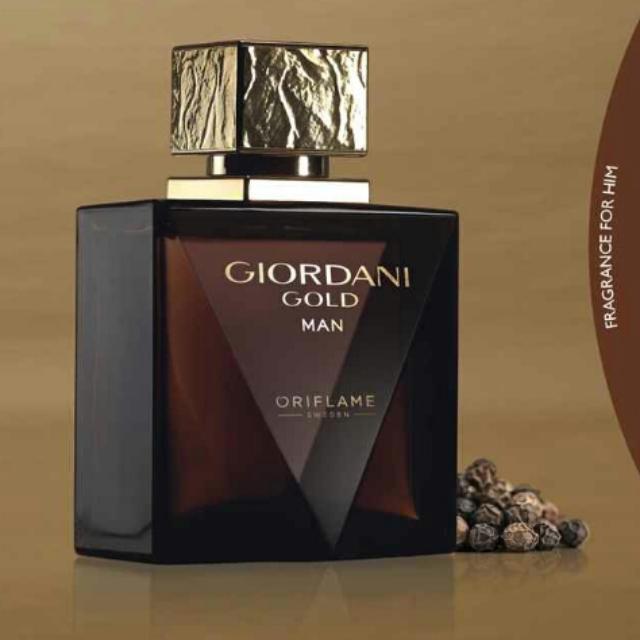 NƯỚC HOA NAM CAO CẤP GIORDANI GOLD MAN EAU DE TOILETTE.75ML