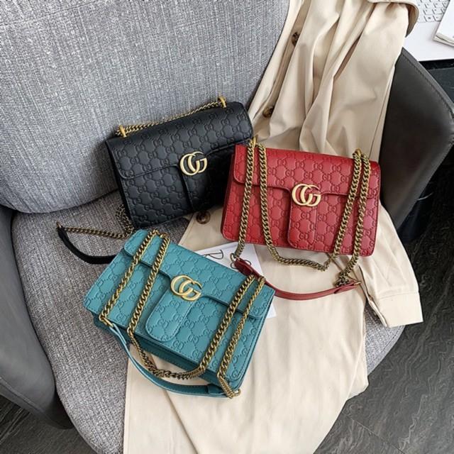 Túi xách đeo chéo Hàn Quốc nữ đẹp RYAN DC77
