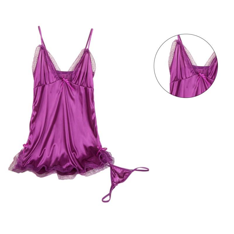 Đầm ngủ thoải mái kiểu dáng thời trang