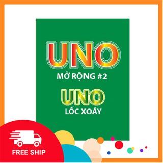 Uno Mở Rộng 2 – Uno Lốc Xoáy