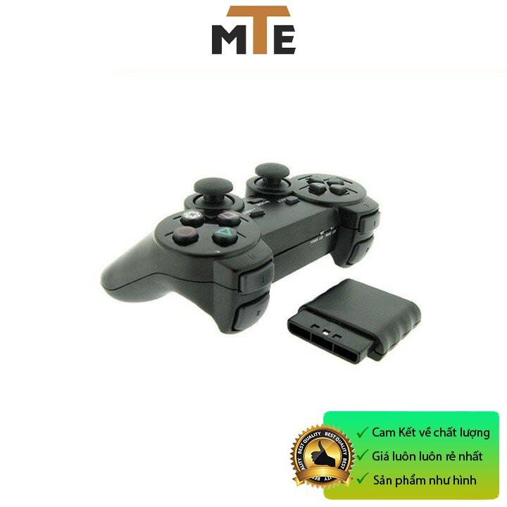 Tay cầm chơi game Ps2 không dây có sẵn mạch chuyển đổi arduino điều khiển robot