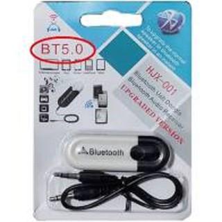 USB BLUETOOTH HJX-001 BIẾN LOA THƯỜNG THÀNH LOA BLUETOOTH, LOẠI 1 - Chuẩn Stereo