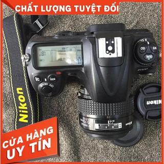 Máy ảnh Nikon D300 kèm lens AF 35-70