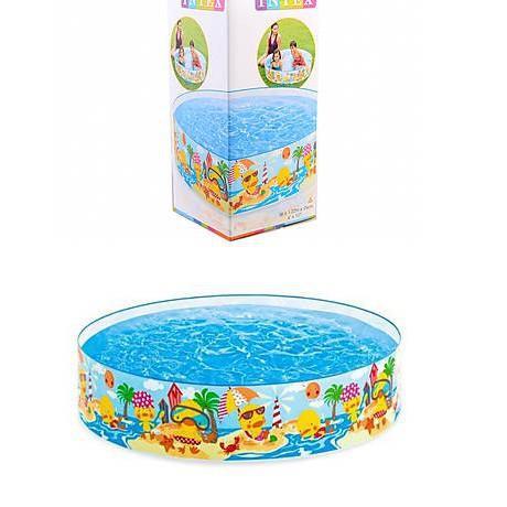 ✶➷ Bơm hồ bơi trẻ em intex không bơm nước 122cm ★★ Jl7