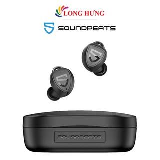 Tai nghe Bluetooth True Wireless Soundpeats TrueShift2 - Hàng chính hãng