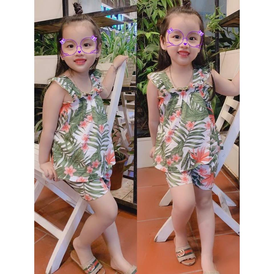 Bộ bé gái cánh tiên cho bé từ 1-5 tuổi (10-22kg)