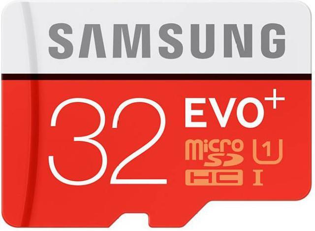 Thẻ nhớ 32GB Micro Samsung Evo Plus (95Mb/s)- Bh 5 năm