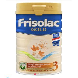 Sữa Frisolac gold số 3 850g thumbnail