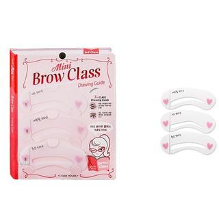 Khung kẻ mày 3 kiểu Brow Class nhỏ gọn, tiện ích NPP Shoptido thumbnail