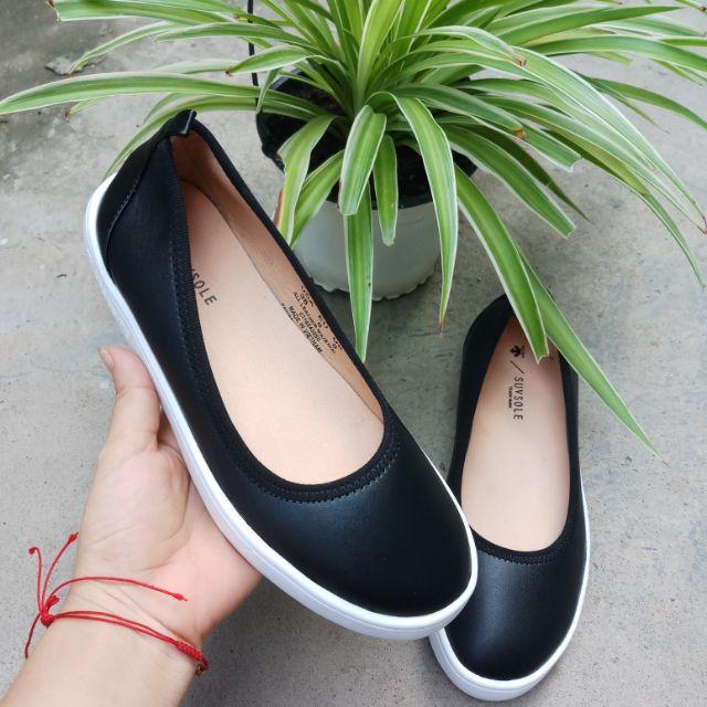 Giày c trần phụng 37