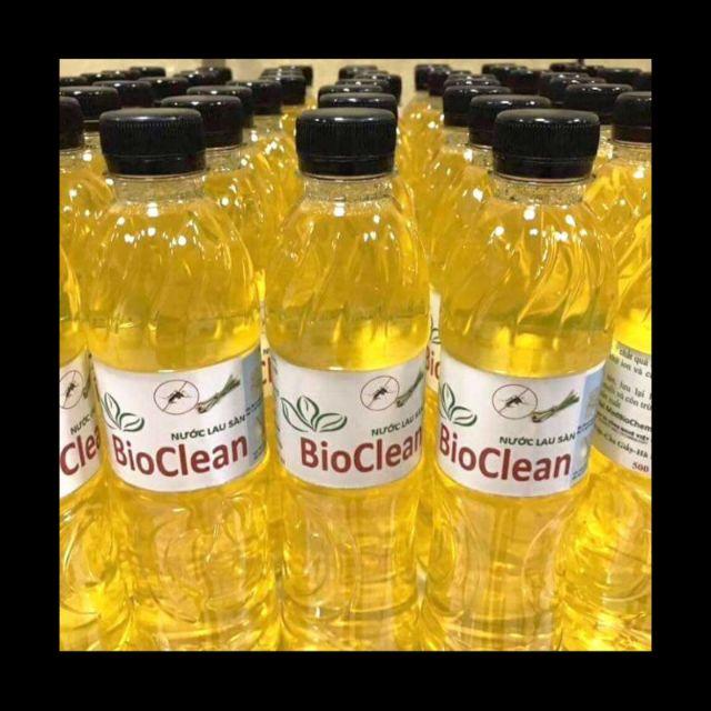 Nước lau sàn BioClean