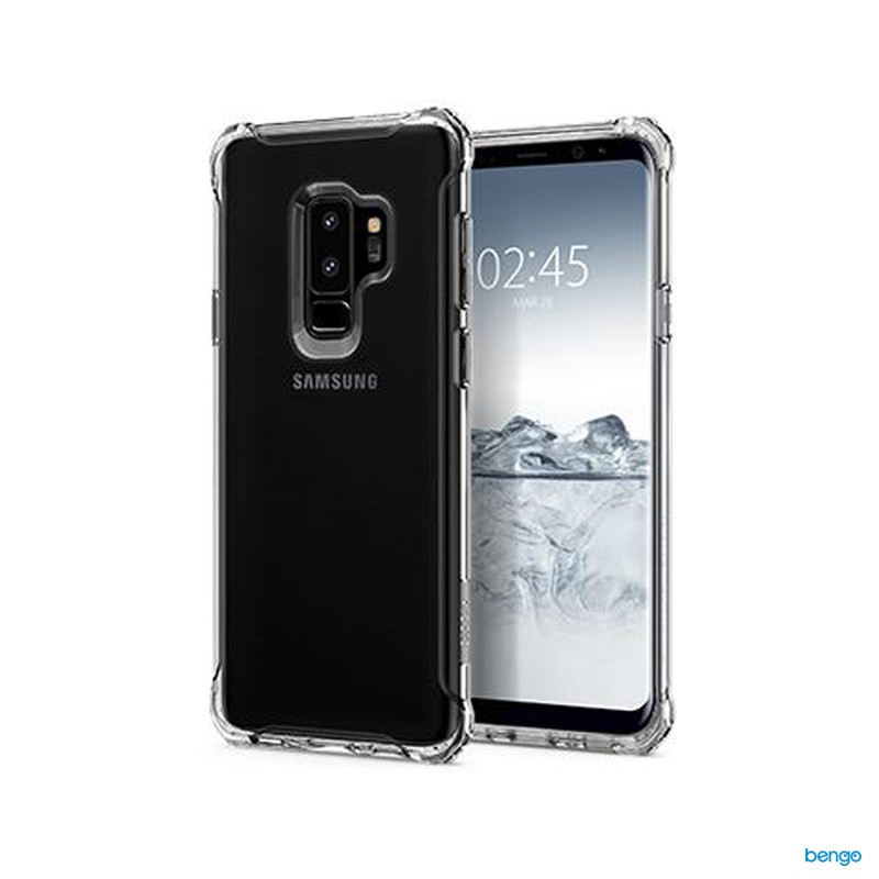 Ốp lưng Samsung Galaxy S9 Plus SPIGEN Rugged Crystal - 2533939 , 1182977905 , 322_1182977905 , 600000 , Op-lung-Samsung-Galaxy-S9-Plus-SPIGEN-Rugged-Crystal-322_1182977905 , shopee.vn , Ốp lưng Samsung Galaxy S9 Plus SPIGEN Rugged Crystal