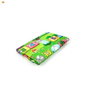Thảm chơi 2 mặt cho bé Maboshi kích thước 2 x 2,5 m. chất liệu cao cấp GIÁ RẺ NHẤT