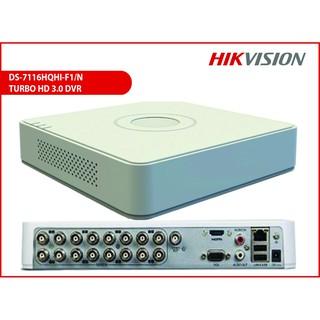 Đầu ghi hình Camera 16 kênh Hikvision DS-7116HGHI-F1/N chính hãng
