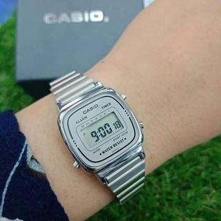 [HOT 2021]Đồng hồ nữ thời trang Casio LA670 bản mini đặc biệt siêu đẹp hiện đại thumbnail