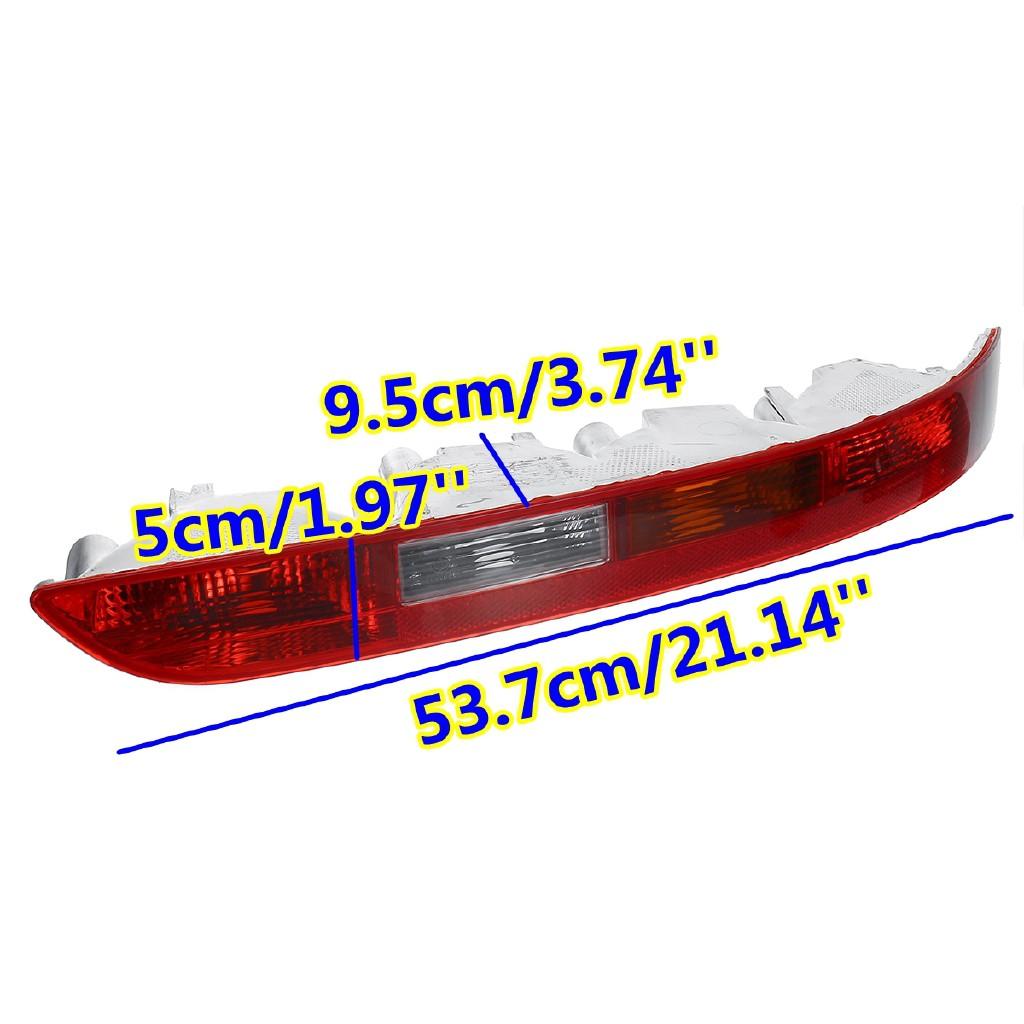 I.B. Right Rear Tail Light Lamp Bumper Cover For Audi Q5 2.0T 09-16 #8R0945096 - 22577228 , 7604013212 , 322_7604013212 , 682000 , I.B.-Right-Rear-Tail-Light-Lamp-Bumper-Cover-For-Audi-Q5-2.0T-09-16-8R0945096-322_7604013212 , shopee.vn , I.B. Right Rear Tail Light Lamp Bumper Cover For Audi Q5 2.0T 09-16 #8R0945096