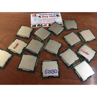 CPU intel G2030 socket 1155 tặng keo tản nhiệt