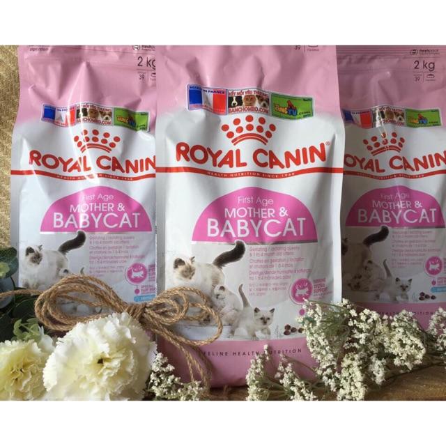 Royal Canin - Mother Babycat Thức ăn cho mèo mẹ và mèo con