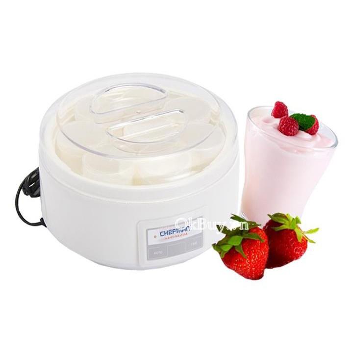 FREESHIP - Máy làm sữa chua CHEFMAN 16 cốc - 2960331 , 362748789 , 322_362748789 , 175000 , FREESHIP-May-lam-sua-chua-CHEFMAN-16-coc-322_362748789 , shopee.vn , FREESHIP - Máy làm sữa chua CHEFMAN 16 cốc
