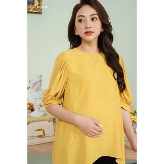 Áo bầu Dora dáng suông cùng chất vải lụa cao cấp mềm nhẹ, mát mẻ thoải mái thiết kể bởi LAMME thumbnail