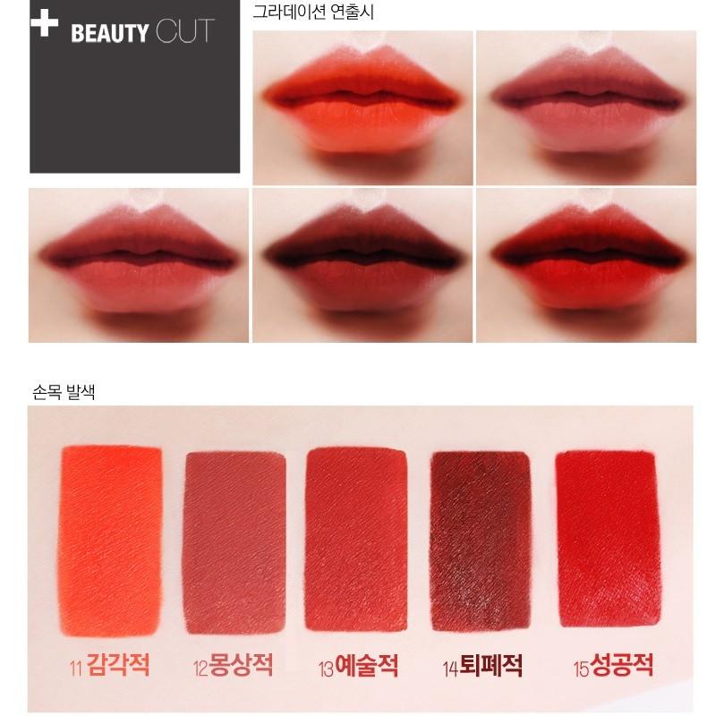 Son lì Bbia Last Lipstick Version 3 3.5g