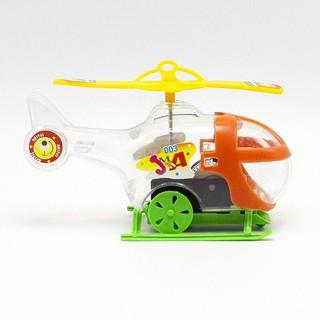 Đồ chơi máy bay trực thăng mini bằng nhựa siêu thú vị dành cho các bé
